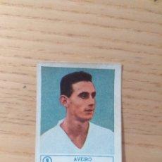 Cromos de Fútbol: CROMO Nº 9 AVEIRO ÁLBUM ASES DEL FÚTBOL FERCA 1959 1960 (DESPEGADO). Lote 180516661