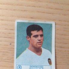 Cromos de Fútbol: CROMO Nº 11 DOMÍNGUEZ ÁLBUM ASES DEL FÚTBOL FERCA 1959 1960 (DESPEGADO). Lote 180516671
