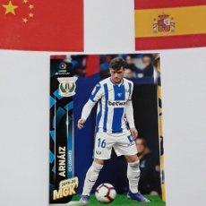 Cromos de Fútbol: MGK 2019 2020 MEGACRACKS 19 20 CROMO PANINI N 196 LEGANÉS ARNAIZ. Lote 180905662