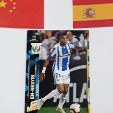 Cromos de Fútbol: MGK 2019 2020 MEGACRACKS 19 20 CROMO PANINI N 198 LEGANÉS EN-NESYRI EN NESYRI. Lote 180905681