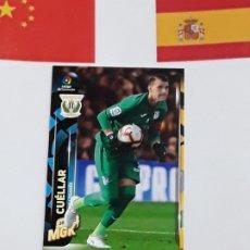 Cromos de Fútbol: MGK 2019 2020 MEGACRACKS 19 20 CROMO PANINI N 182 LEGANÉS CUELLAR. Lote 180905691