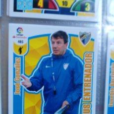 Cromos de Fútbol: ADRENALYN XL 2017-18 PLUS ENTRENADOR Nº 485 JOSE GONZALEZ. Lote 181348820