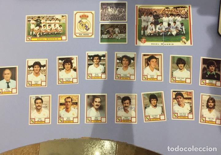Cromos de Fútbol: Lote de 24 cromos Del Real Madrid de la temporada 1993. Cromos panini, nunca pegados - Foto 2 - 181350603