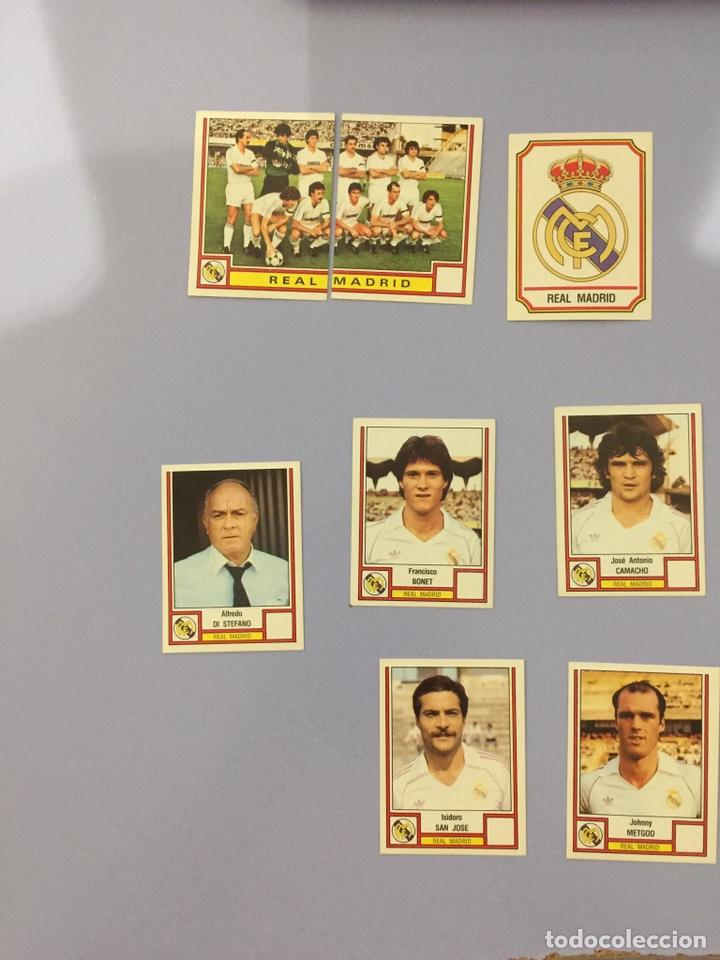 Cromos de Fútbol: Lote de 24 cromos Del Real Madrid de la temporada 1993. Cromos panini, nunca pegados - Foto 3 - 181350603