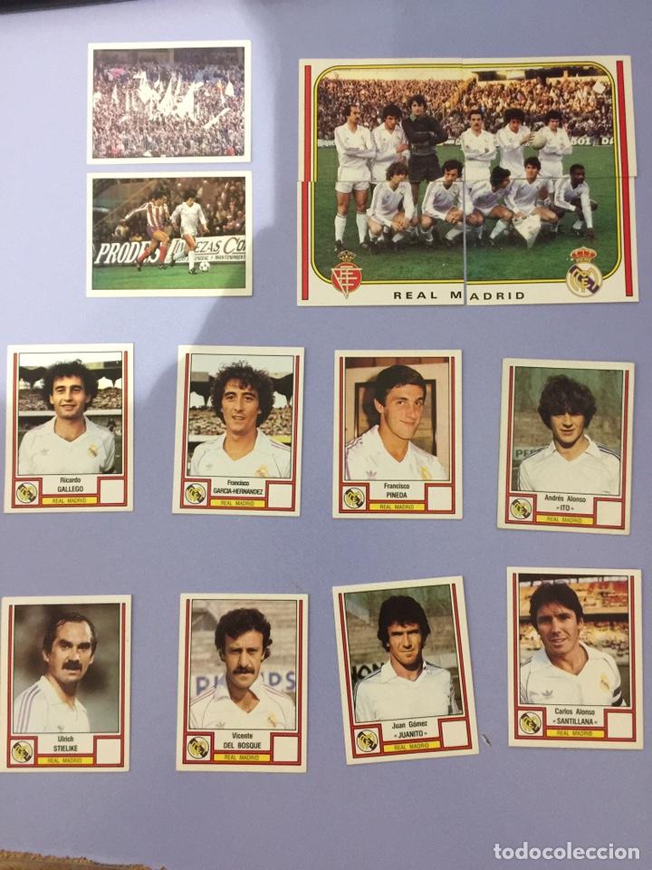 Cromos de Fútbol: Lote de 24 cromos Del Real Madrid de la temporada 1993. Cromos panini, nunca pegados - Foto 4 - 181350603