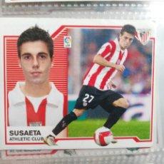 Cromos de Fútbol: COLOCA SUSAETA ATHLETIC BILBAO CROMOS ALBUM EDICIONES ESTE LIGA FUTBOL 2007-08. Lote 181563961