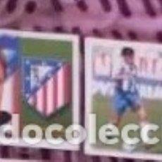 Cromos de Fútbol: CROMOS DE FÚTBOL LIGA 1999/2000 A 0,25 EUR. CADA CROMO, EN LA FOTO NO ESTAN TODOS LOS CROMOS. Lote 170309196