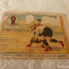 Cromos de Fútbol: (LLL)-CROMO 1922 CHOCOLATE AMATLLER - UN CAMPEONATO DE FUTBOL Nº: 14. Lote 182454433