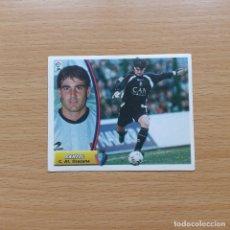 Cromos de Fútbol: SANZOL C AT OSASUNA EDICIONES ESTE 2003 2004 LIGA 03 04 SIN PEGAR NUNCA PEGADO. Lote 182597161