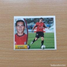 Cromos de Fútbol: JOSETXO C AT OSASUNA EDICIONES ESTE 2003 2004 LIGA 03 04 SIN PEGAR NUNCA PEGADO. Lote 182644691