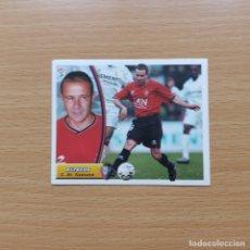 Cromos de Fútbol: ALFREDO C AT OSASUNA EDICIONES ESTE 2003 2004 LIGA 03 04 SIN PEGAR NUNCA PEGADO. Lote 182644895