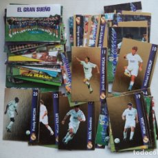 Cromos de Fútbol: LOTE 210 CROMOS MAGIG BOX INTERNATIONAL R.MADRID 94 DIFERENTES Y NUEVOS . Lote 182658681