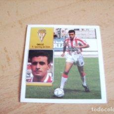 Figurine di Calcio: ESTE 92-93 COLOCA EMILIO SPORTING DESPEGADO. Lote 182717145