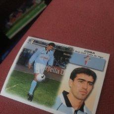 Cromos de Fútbol: ESTE 99 00 1999 2000 COIRA FICHAJE 16 CELTA. Lote 182874833