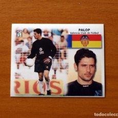 Cromos de Fútbol: VALENCIA - PALOP - FICHAJE Nº 25 - EDICIONES ESTE 1999-2000, 99-00 - NUNCA PEGADO. Lote 183060198