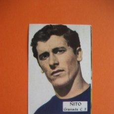 Cromos de Fútbol: CROMO: ÑITO - GRANADA C.F. - FHER / DISGRA 1968/69 CAMPEONATO DE LIGA . Lote 183234191
