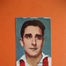 Cromos de Fútbol: CROMO: LORENZO - GRANADA C.F. - FHER / DISGRA 1968/69 CAMPEONATO DE LIGA . Lote 183234228