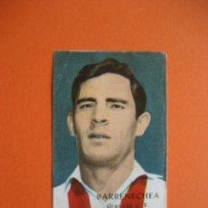 Cromos de Fútbol: CROMO: BARRENECHEA - GRANADA C.F. - FHER / DISGRA 1968/69 CAMPEONATO DE LIGA . Lote 183234263