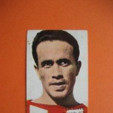 Cromos de Fútbol: CROMO: VICENTE - GRANADA C.F. - FHER / DISGRA 1968/69 CAMPEONATO DE LIGA . Lote 183234381