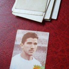 Cromos de Fútbol: DUCA ZARAGOZA ED FHER 61 62 CROMO FUTBOL LIGA 1961 1962 - SIN PEGAR - 27. Lote 183234432