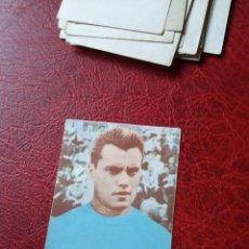 Cromos de Fútbol: AGUSTIN OVIEDO ED FHER 61 62 CROMO FUTBOL LIGA 1961 1962 - SIN PEGAR - 28. Lote 183234455