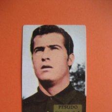 Cromos de Fútbol: CROMO: PESUDO - VALENCIA C.F. - FHER / DISGRA 1968/69 CAMPEONATO DE LIGA . Lote 183362940