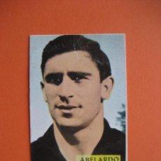 Cromos de Fútbol: CROMO: ABELARDO - VALENCIA C.F. - FHER / DISGRA 1968/69 CAMPEONATO DE LIGA . Lote 183362966
