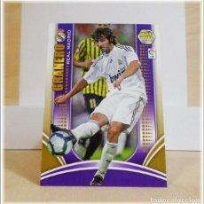 Cromos de Fútbol: MEGACRACKS 2009 2010 09 10 PANINI. GRANERO Nº 138 (REAL MADRID) CROMO LIGA FÚTBOL MEGA CRACKS MGK. Lote 183395165