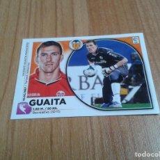 Cromos de Fútbol: GUAITA -- Nº 2 -- VALENCIA -- 14/15 -- ESTE -- NUNCA PEGADO. Lote 183395437