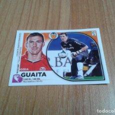 Cromos de Fútbol: GUAITA -- Nº 2 -- VALENCIA -- 14/15 -- ESTE -- NUNCA PEGADO. Lote 183395571