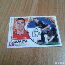 Cromos de Fútbol: GUAITA -- Nº 2 -- VALENCIA -- 14/15 -- ESTE -- NUNCA PEGADO. Lote 183395645