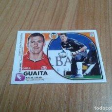 Cromos de Fútbol: GUAITA -- Nº 2 -- VALENCIA -- 14/15 -- ESTE -- NUNCA PEGADO. Lote 183395695