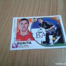 Cromos de Fútbol: GUAITA -- Nº 2 -- VALENCIA -- 14/15 -- ESTE -- NUNCA PEGADO. Lote 183395763