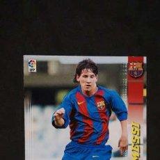 Cromos de Fútbol: LIONEL MESSI NUMERO 71 BIS, LIGA 2004 - 2005 MEGA CRACKS PANINI. Lote 183427823