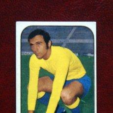 Cromos de Fútbol: ED. ESTE 76-77. GERMAN- CROMO DOBLE- LAS PALMAS. NUNCA PEGADO. Lote 183530048