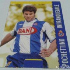 Cromos de Fútbol: CROMO FICHAS MAGIC DE LA LIGA 2004 - 05 ( POCHETTINO )Nº 432 ESPANYOL MUNDICROMO 2005 . Lote 183530086