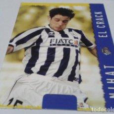 Cromos de Fútbol: CROMO FICHAS MAGIC DE LA LIGA 2004 - 05 ( NIHAT )Nº 576 REAL SOCIEDAD MUNDICROMO 2005 . Lote 183530221