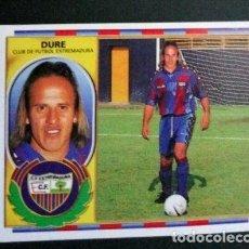 Cromos de Fútbol: COLOCA DURE EXTREMADURA ED. ESTE 96 97 1996 1997. Lote 183530373