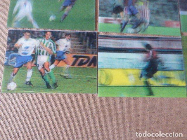 Cromos de Fútbol: LOTE DE 12 CROMOS VIDEO-CARDS LIGA 96-97. PANINI. NUMS: 1-2-3-5-8-9-11-15-16-17-37 Y 39. - Foto 3 - 183543067