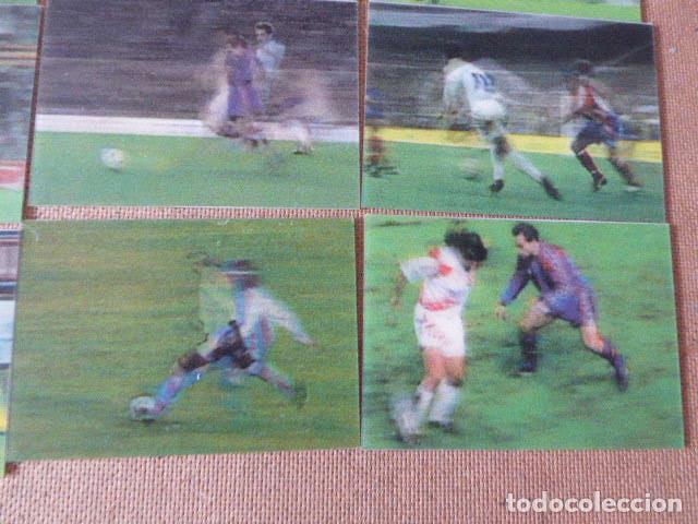 Cromos de Fútbol: LOTE DE 12 CROMOS VIDEO-CARDS LIGA 96-97. PANINI. NUMS: 1-2-3-5-8-9-11-15-16-17-37 Y 39. - Foto 4 - 183543067