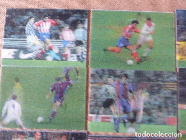 Cromos de Fútbol: LOTE DE 12 CROMOS VIDEO-CARDS LIGA 96-97. PANINI. NUMS: 1-2-3-5-8-9-11-15-16-17-37 Y 39. - Foto 5 - 183543067