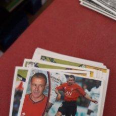 Cromos de Fútbol: ESTE 2003 2004 03 04 SIN PEGAR OSASUNA ALFREDO. Lote 183548637