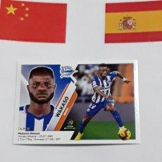 Cromos de Fútbol: ALBUM FUTBOL LIGA ESTE 2019 2020 CROMO PANINI 19 20 N 11 ALAVES WAKASO. Lote 183629786