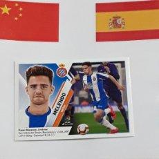 Cromos de Fútbol: ALBUM FUTBOL LIGA ESTE 2019 2020 CROMO PANINI 19 20 N 11 ESPANYOL MELENDO. Lote 183630921