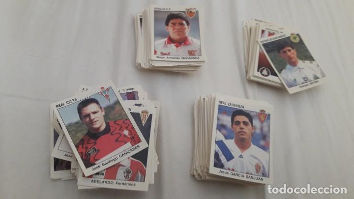 LOTAZO DE 460 CROMOS SIN PEGAR LIGA 1993-94 DE PANINI (Coleccionismo Deportivo - Álbumes y Cromos de Deportes - Cromos de Fútbol)