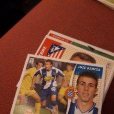 Cromos de Futebol: ESTE 06 07 2006 2007 SIN PEGAR ESPAÑOL LUIS GARCÍA. Lote 183953237