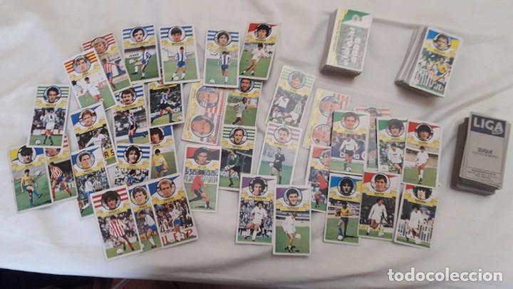 LOTAZO INCREÍBLE DE MAS DE 300 CROMOS SIN PEGAR Y DIFERENTES DE LA LIGA 1985-86 MUCHOS DIFICILES (Coleccionismo Deportivo - Álbumes y Cromos de Deportes - Cromos de Fútbol)