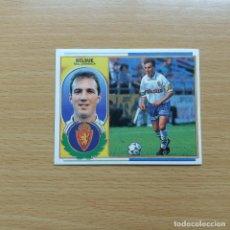 Cromos de Fútbol: BELSUE REAL ZARAGOZA EDICIONES ESTE 1996 1997 LIGA 96 97 SIN PEGAR NUNCA PEGADO. Lote 184091387