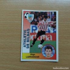 Cromos de Fútbol: 23 LARRAINZAR ATHLETIC CLUB DE BILBAO PANINI 1994 1995 LIGA 94 95 CROMO SIN PEGAR NUNCA PEGADO. Lote 184114010