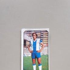 Cromos de Fútbol: CROMO DIFICIL FICHAJE 18 FLORES LIGA ESTE 77 78 1977 1978 ESPAÑOL. Lote 184192452